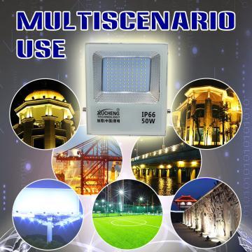 LED FLOODLIGHT 50W220V OUTDOOR LED FLOODLIGHT WATERPROOF IP66 GARDEN STREET SPOTLIGHT LED PROJECTOR LAMP FOR GARDEN CAR PARK