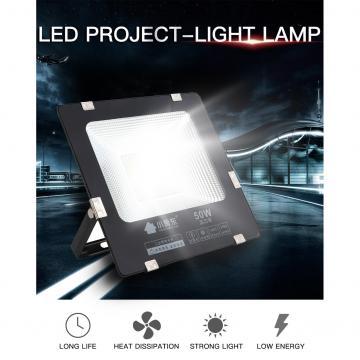 50w Led Floodlight Ip65 Waterpro of  Led Flood Lights Outdoor AC220V Outside Lighting  Exterior Garden Light  led spotlight