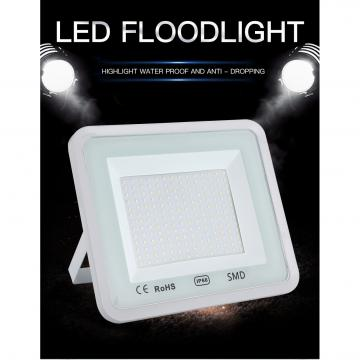 LIFELONG WARRANTY 100W Led SpotLights Outdoor IP66 Waterproof led Floodlight reflektor led Garden Light Exterior Led Wall Lamp